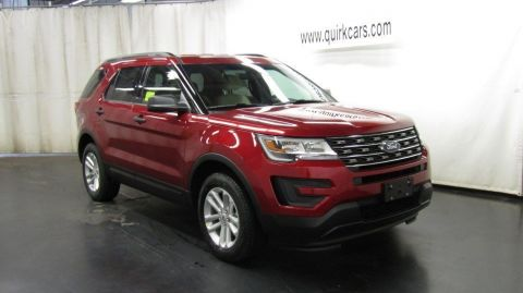 New 2017 Ford Explorer Base 4WD