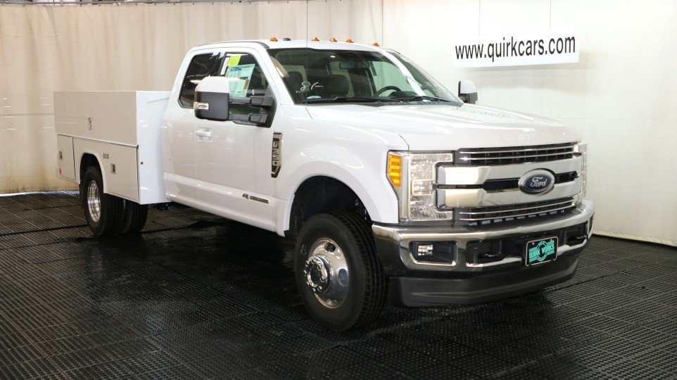 New 2017 Ford Super Duty F 350 Drw Lariat In Quincy