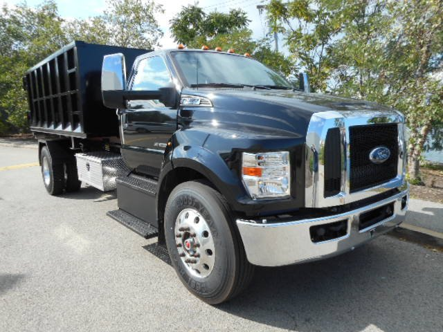 2016 Ford F-650 Hock Lift/Swap Loader w/ Container
