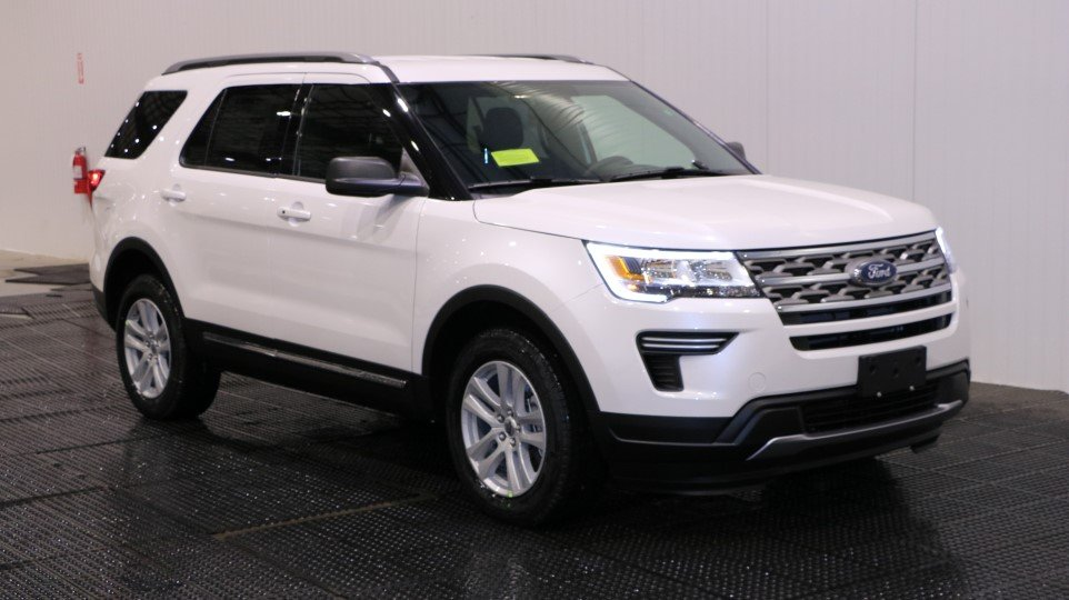 New 2018 Ford Explorer Xlt In Quincy F106467 Quirk Ford