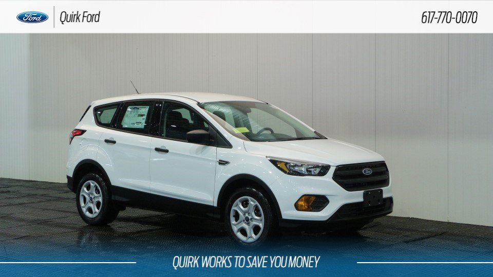 2018 Ford Escape S 4x4