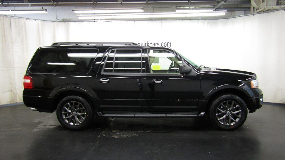 new 2017 ford expedition el limited in quincy f103776 quirk ford. Black Bedroom Furniture Sets. Home Design Ideas