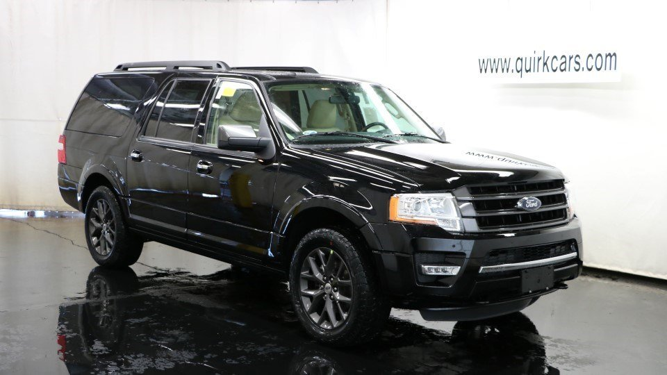 new 2017 ford expedition el limited in quincy f104161 quirk ford. Black Bedroom Furniture Sets. Home Design Ideas