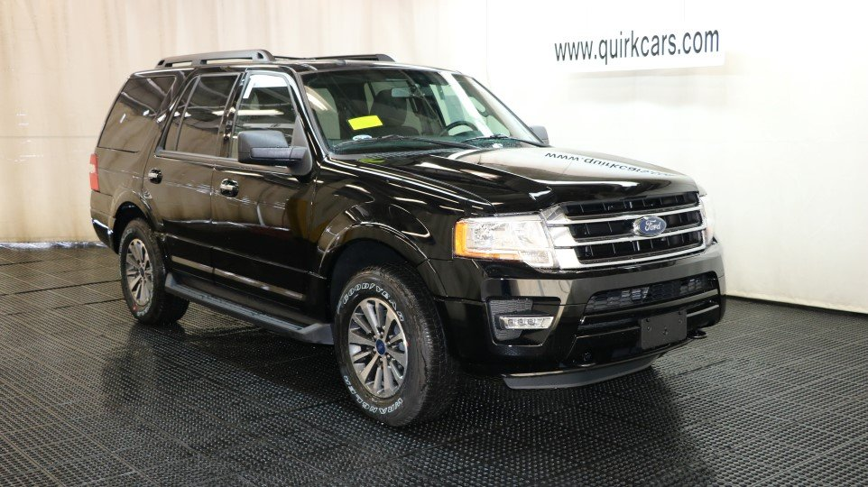 2017 Ford Expedition XLT 8 passenger 4x4