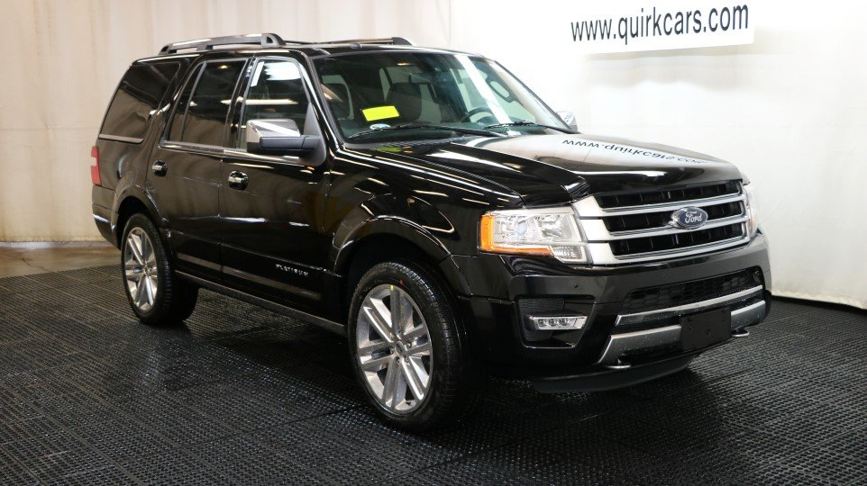 New 2017 Ford Expedition Platinum In Quincy F105170