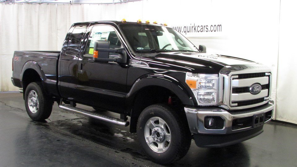 new 2016 ford super duty f 250 srw xlt in quincy f102143. Black Bedroom Furniture Sets. Home Design Ideas