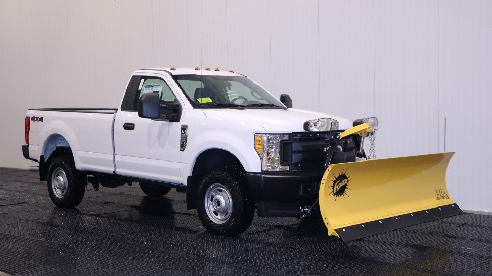 2017 Ford F250 4x4 w/ Fisher Snow Plow