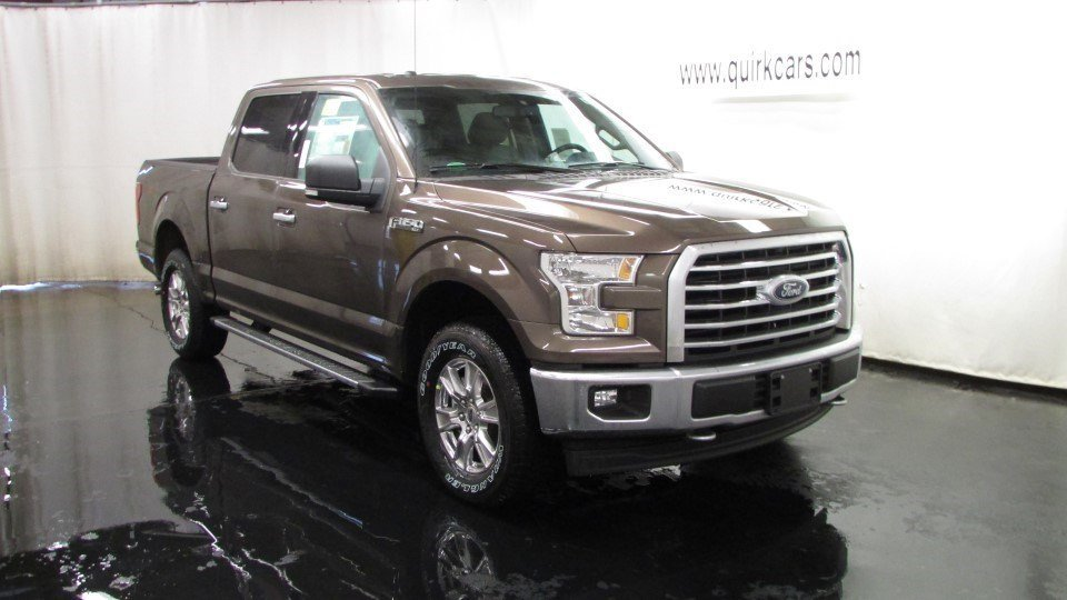 2017 Ford F150 XLT Super Crew New England Edition 4X4