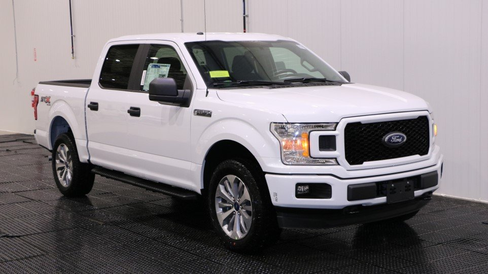 2018 Ford F150 STX Super Crew 4x4