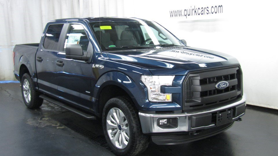 Buy or Lease The New 2017 F-150 near Boston| Quirk Ford