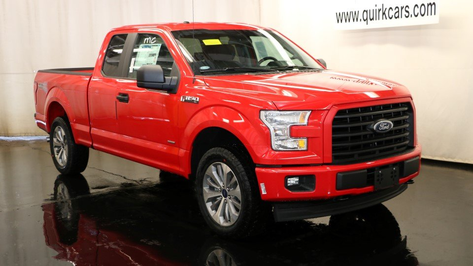 2017 Ford F150 STX Super Cab New England Edition