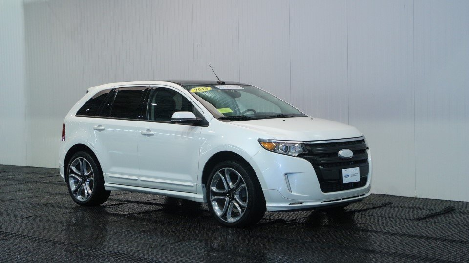 pre-owned 2013 ford edge sport in quincy #f106605-1 | quirk ford