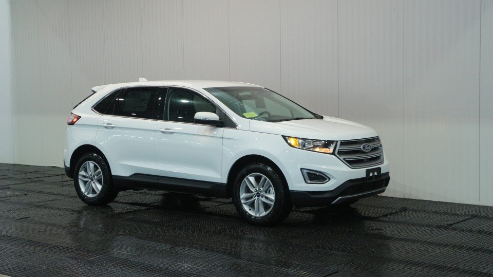 New  Ford Edge Sel In Quincy F Quirk Ford  Ford Edge Sel Fwd  Ford Edge Sel Accessories