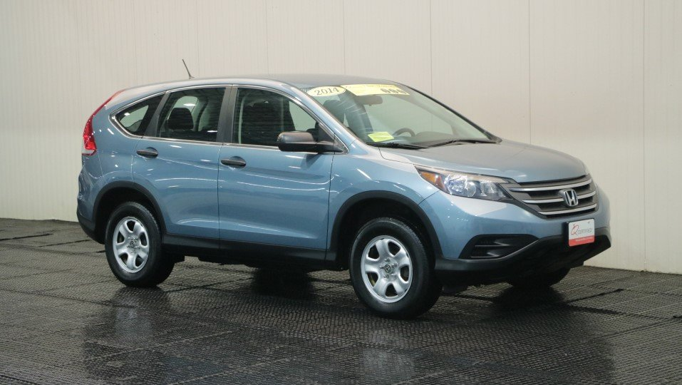 Certified Pre Owned 2014 Honda CR V LX