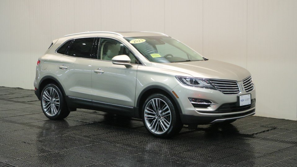 Pre-Owned 2015 Lincoln MKC BASE in Quincy #7937 | Quirk Ford
