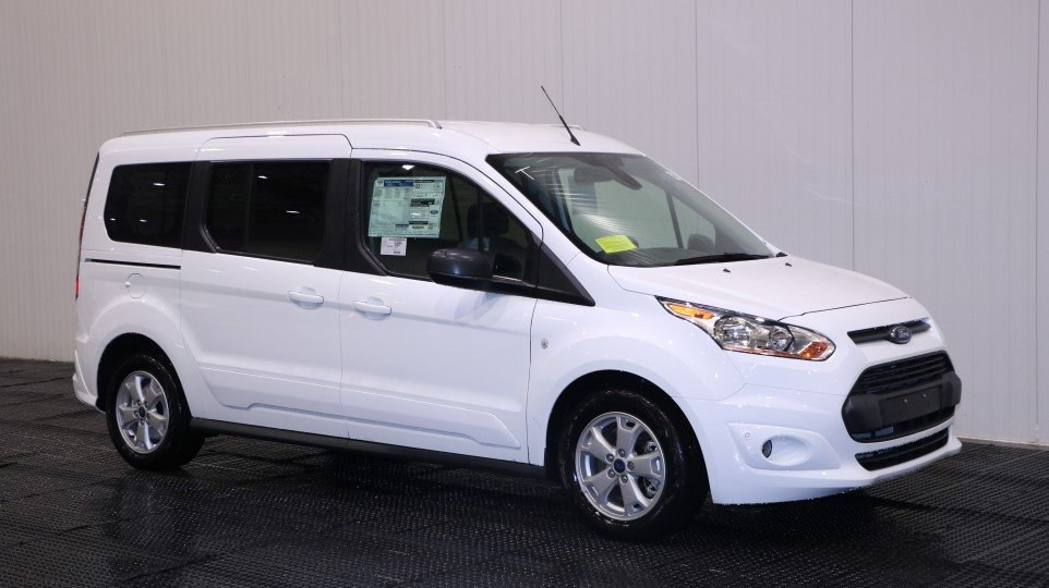 New  Ford Transit Connect Wagon Xlt
