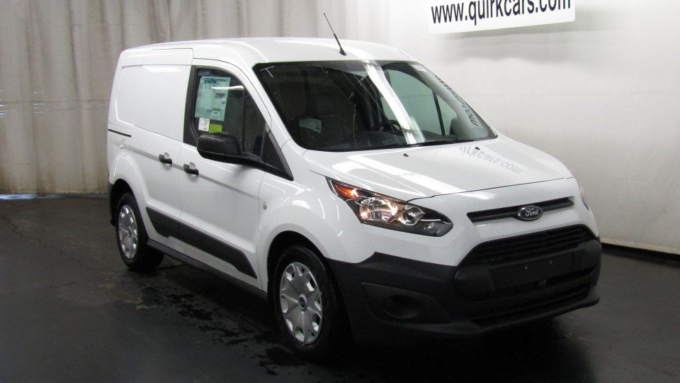 2017 Ford Transit Connect Van XL