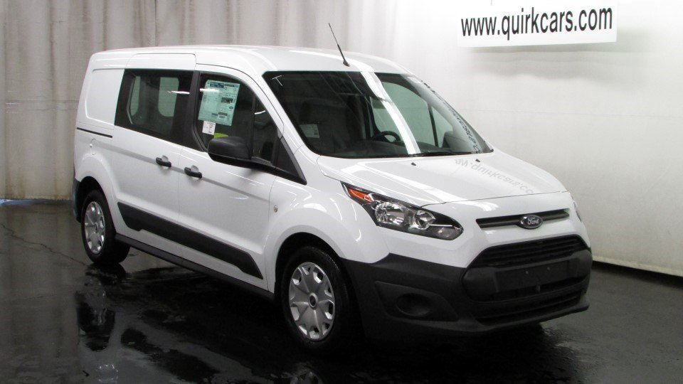 new 2017 ford transit connect van xl in quincy f103922 quirk ford. Black Bedroom Furniture Sets. Home Design Ideas