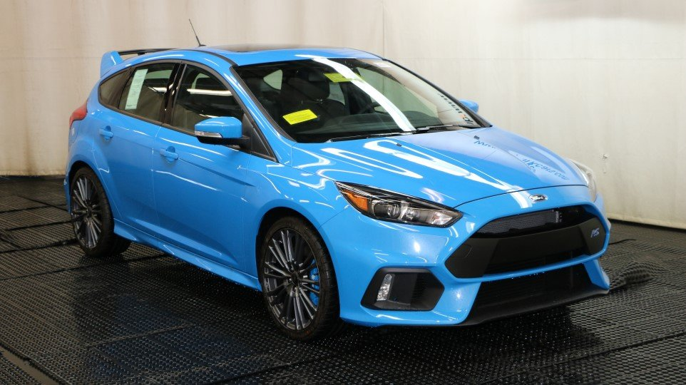 new 2017 ford focus rs in quincy f106178 quirk ford. Black Bedroom Furniture Sets. Home Design Ideas
