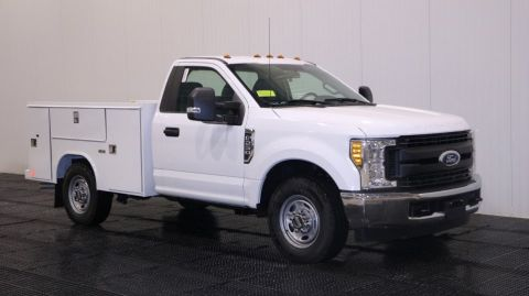 2017 Ford F250 Utility Body SRW XL