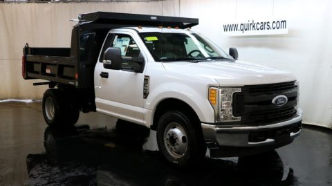 2017 Ford F350 DRW Dump Body XL